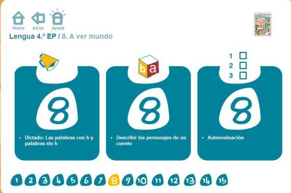autoevaluacion 8 lengua