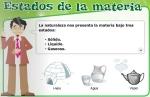 ESTADOS MATERIA