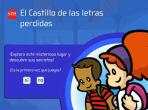 EL CASTILLO DE LAS LETRAS PERDIDAS