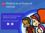 MISTERIO EN EL MUSEO DE CIENCIAS