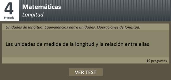 TEST MEDIDAS