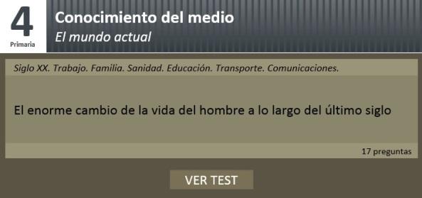 TEST MUNDO ACTUAL