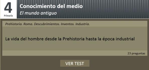 testeando prehistoria